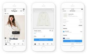 Instagram se convierte en tienda en EEUU
