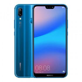 Bundle P20 Blue+color Case Azul