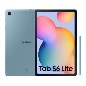Samsung Sm-p610 Tab S6 Lite Blue Con S Pen Tablet Wifi 10.4'' Wuxga+/8core/64gb/4gb Ram/8mp/5mp