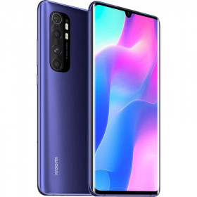 Xiaomi Mi Note 10 Lite 4G 6 GB RAM 128GB Dual-SIM Nebula Purple EU
