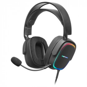 Mars Gaming MHAX BLACK rgb headphones