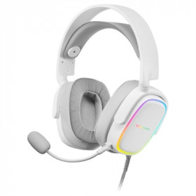 Mars Gaming MHAXW WHITE rgb headphones