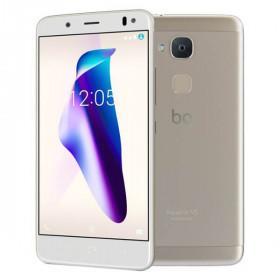 BQ Aquaris VS 64+4 Dual SIM Blanco/Oro