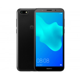 Huawei Y5 (2018) Negro Móvil 4g Dual Sim 5.45'' Ips Hd+/4core/16gb/2gb Ram/8mp/5mp
