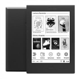 """Energy Sistem ebook eReader Pro 4 6"""" Táctil  Luz"""