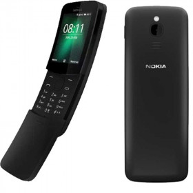 Nokia 8110 4G Dual-SIM traditional black EU