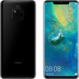 Huawei Mate 20 Pro 4G 128GB black EU