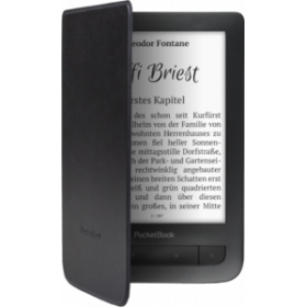 Pocketbook Basic Touch 2 - black with cover