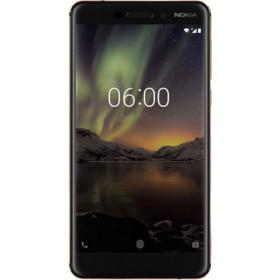 Nokia 6.1 Dual SIM 32GB 3GB RAM TA-1043 Black