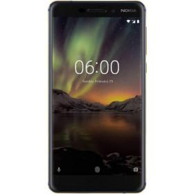 Nokia 6.1 Dual SIM 32GB 3GB RAM TA-1043 Blue Gold