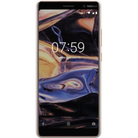 Nokia 7 Plus Dual SIM 64GB Copper Black