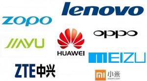 Téléphones chinois bon marché et fiable