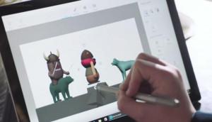 El nuevo Paint 3D de Microsoft