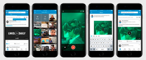 Novedades en LinkedIn: vídeos nativos y un icono de estado para iniciar conversaciones