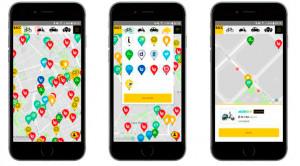 Todas las opciones de transporte de la ciudad en una app