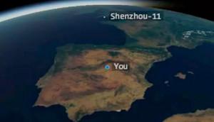 Esta web te dice qué satélites puedes ver esta noche en el cielo y sin telescopio