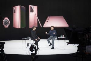 Samsung celebra su primer Unpacked 100% digital batiendo récord de espectadores